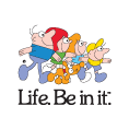 life be in it logo